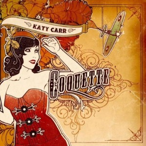 Coquette album cover by Katy Carr