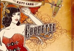 Katy Carr releases her album, 'Coquette.'